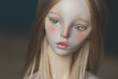For sale! (greenwolfy) Tags: bjd bolljointerddolls faceup faceupcommission dollchateau stacy