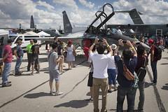 Dayton Air Show (aeroman3) Tags: daytonairshow ohio 2017 june t50 tx t50a trainer apt