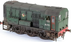 Hornby Class 09 0-6-0 D3172 (laughinglobster) Tags: hornby weathering diesel oo class 09
