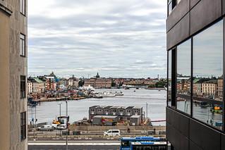 The city between
