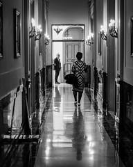 Bag lady (Anthony. B) Tags: lady bag women streetphotography blackandwhite bnw bw contrast highlights monochrome nikon d7000 italy sicily portrait