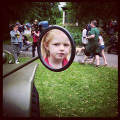 On reflection (martinscott77) Tags: family stilllife park mirror