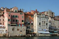Rovinj (3) (Wolfgang Bazer) Tags: rovinj rovigno historic part altstadt istrien istria kroatien croatia