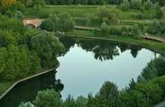 L'Ultima Cena (vitalsimonovjb) Tags: moscow russia summer landscape nature symbolism forest river lake mythology