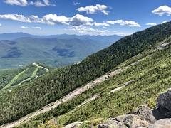 Whiteface Mountain (sarah.shelmidine) Tags: adk adks adirondacks hiking hike mountain mountains whiteface esther lake placid wilmington rock scramble blue sky views