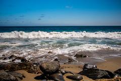 POTD 177 (Webtraverser) Tags: 365picturesin2018 alongthepch beach bluesky everydayphotographer g85 lumix micro43 ocean oceanblue pacific pacificcoast pacificcoasthighway pad2018177 pictureoftheday pointmugu thebeach waves malibu california unitedstates us