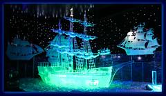 Eiswelten Rövershagen (Körnchen59) Tags: eiswelten rövershagen rostock germany eis ice segelschiff körnchen59 elke körner sony 5000