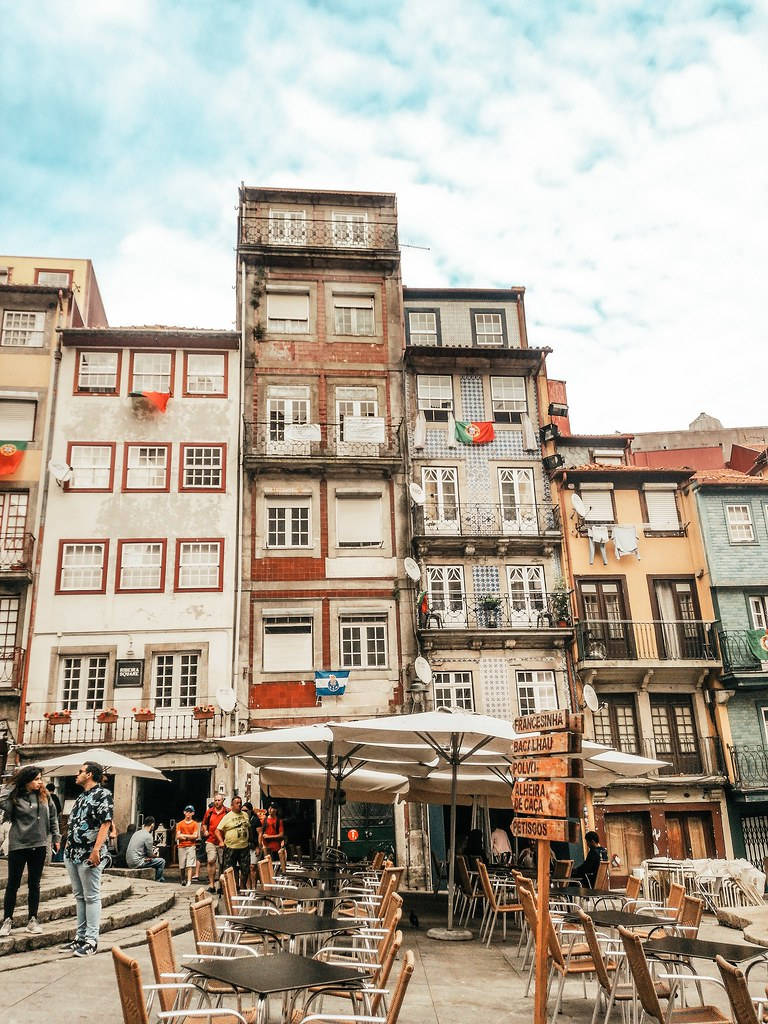 photos in porto ribeira