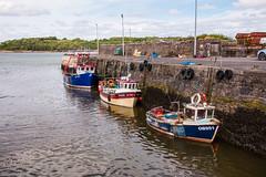 Garlieston Harbour, Dumfries & Galloway (Briantc) Tags: scotland dg dumfriesgalloway garlieston harbour boats