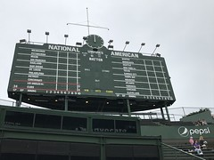 "The Wrigley Field Scoreboard • <a style=""font-size:0.8em;"" href=""http://www.flickr.com/photos/109120354@N07/28261838067/"" target=""_blank"">View on Flickr</a>"