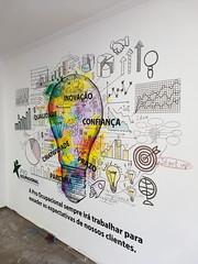 Pintura especial de arte personalizada impressa em parede comercial (versarte) Tags: versarte tecnologia arte empresadepintura pintura pinturaespecial artista decoração personalização diferencial profissionaldepinturadecorativa pintorespecializado maquina ideiasparadecorar serviçodedecoração