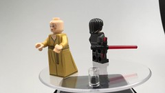 360 Video (Legend C.MOC) Tags: kylo ren snoke force awaken last jedi lego custom minifigure padprinted star wars