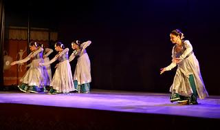 Kathak by Anjali Patil-Canada