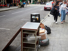 20180709T15-05-36Z-_7090356 (fitzrovialitter) Tags: peterfoster fitzrovialitter city streets rubbish litter dumping flytipping trash garbage urban street environment london streetphotography documentary authenticstreet reportage photojournalism editorial captureone olympusem1markii mzuiko 1240mmpro geotagged ultragpslogger geosetter exiftool