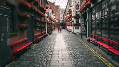 Looks Red (Bokehlicious Harold) Tags: belfast northernireland nikon d3100 red tone street nikonflickraward