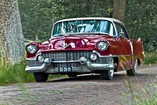 Cadillac Coupé DeVille 1954 (6205)