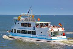 Hafenrundfahrtschiff ATLANTIS Cuxhaven (Wolfgang.W. ) Tags: hafenrundfahrt atlantis casseneils cuxhaven schiff elbenordsee ausflugsschiff