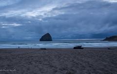 Stormy Kiwanda (Dimitri_Stucolov) Tags: capekiwanda pacificcity oregon oregoncoast pacificocean pacificnorthwest beach stormysky sunset