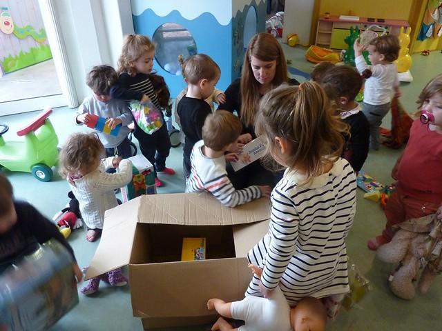 Photo 2 - Nouveaux jeux et jouets au multi-accueil