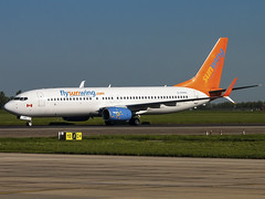 Sunwing Airlines   Boeing 737-81D(WL)   C-FFPH (Bradley's Aviation Photography) Tags: sunwing sunwingairlines b738 737 boeing73781dwl cffph nwi egsh canon70d norwich norwichairport