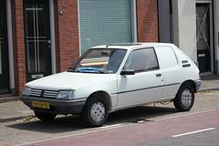 Peugeot 205 Service 1.1 XA 1991 (VK-18-YD) (MilanWH) Tags: peugeot 205 service 11 xa 1991 vk18yd