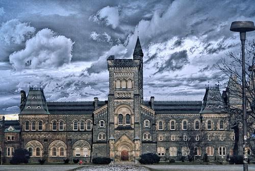 University of Toronto ~ Toronto On ~ University College ~ Film