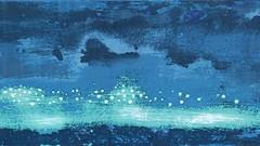 (Christelle Diawara) Tags: christellediawara macro peinture coque bateau fécamp texture