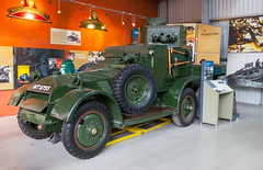 Lanchester Mk2 Armoured Car 28th April 2018 #1 (JDurston2009) Tags: tigerday tigerdayix armouredcar bovington bovingtoncamp dorset lancasterarmouredcar tankmuseum thetankmuseum