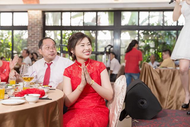 台南婚攝 大成庭園餐廳 紅樓 (87)