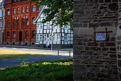 Alle Jahre wieder............ (RadarO´Reilly) Tags: kirche church friedensfest street streetphotography bauernkirche iserlohn mk nrw germany platzderkulturen