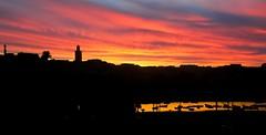 sunset time in rabat morocco (akram elhadi) Tags: sunset time rabat morocco