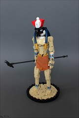 Horus (...The Chosen One...) Tags: lego moc egypt set horus god biocup