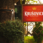 Commercial Board of Krusovice Beer thumbnail