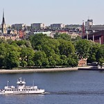 Panorama of sorts - Part 3: Skeppsholmen thumbnail