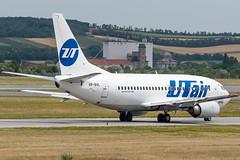 B733_UT822 (VIE-VKO)_VP-BVL_2 (VIE-Spotter) Tags: vienna vie airport airplane flugzeug flughafen planespotting wien