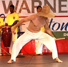 Brazil dancers in San Antonio (miosoleegrant2) Tags: brazilian dance brazil dancers hat sanantonio tx texas folklife texasfolklife bare chest naked barechest male hunk muscle masculine pecs torso guy chested armpits nipples abs sport husky burly strapping brawny man guys dude studly manly dudes feet barefeet texasfolklifefestival event annual ethnicities instituteoftexancultures culture celebration lonestar ethnic food music arts crafts
