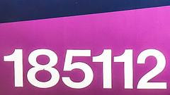 185112 (JOHN BRACE) Tags: 2005 siemens built desiro dmu 185112 transpennine express livery seen doncaster station