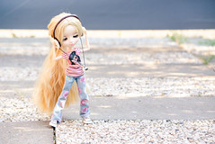 Into the Groove (Aienhime) Tags: pullip doll groove hazel kiyomiminticecream kiyomi