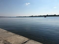 Dnipro River @ Kherson (Kevin Biétry) Tags: fribspotters kevinbiétry iphonex water eau ukraina hersonu kherson ukraine dniproriver fleuvedniepr fleuve dnipro dniepr