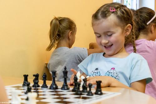 VIII Szachowe Mistrzostwa Społecznego Przedszkola Akademia Przedszkolaka-1