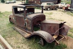 St. Elmo, Colorado (twm1340) Tags: old car body stelmo co colorado chaffee county sawatch range rocky mountains ghost town