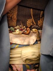 Obidome - 11 (Stéphane Barbery) Tags: geiko japan japon kyoto maiko obidome 五花街の夕べ 京都 帯留め 日本