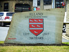 (Chris Hester) Tags: 11321 elland sign royal charter town 1317 2017 700 years stone