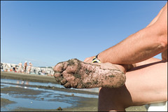 (Thank You Martin) (Robbie McIntosh) Tags: leicam9p leica m9p rangefinder streetphotography 35mm leicam autaut candid strangers leicasummicron35mmf2iv summicron35mmf2iv summicron seaside man tan naked sand summer summertime beach lidomappatella mappatellabeach