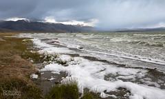 Mono Lake, California During Rainstorm1 (Don Dunning) Tags: california canon5dmarkiii canonef2470mmf28liiusm clouds monocounty monolake rain sky storm unitedstates water