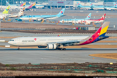 [ICN.2017] #Asiana.Airlines #OZ #AAR #Airbus #A333 #HL7746 #awp (CHRISTELER / AeroWorldpictures Team) Tags: asiana airlines airbus a330323 cn 772 reg hl7746 eng pw pw4168a history aircraft first flight test fwwke built site toulouse lfbo france delivered asianaairlines oz aar leased pafco config cabin c30y260 awas dae capital a330 a333 330 plane aircrafts airplane planespotting seoul incheon airport icn rksi southkorea korean landing reverse rwy picture asia nikon d300s nikkor 70300vr lenses raw lightroom aeroworldpictures awp chr 2017 인천국제공항