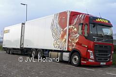 Volvo FH540  SLO  JATIS  180522-002-C5 ©JVL.Holland (JVL.Holland John & Vera) Tags: volvofh540 slo jatis hoekvanholland transport truck lkw lorry vrachtwagen vervoer netherlands nederland holland europe canon jvlholland