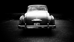 (blazedelacroix) Tags: dark blackandwhite blazedelacroix sony zeiss car vintage shadow bwartaward