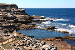 Mahon Pool, on the northern side of Maroubra Beach. (CarlosSilvestre62) Tags: mahonpoolmaroubra maroubra rockpool ocean oceanpool australia sydney carlossilvestre62