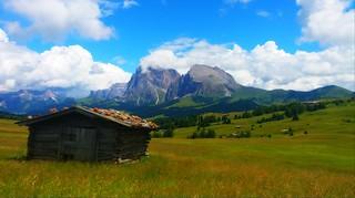 Seiser Alm/Alpe di Siusi/Mont Sëuc